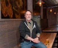 Bill Lett at Elm Street Brewing Co.