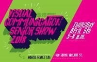 """""""Vis Com Senior Show 2018"""