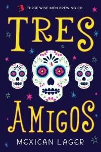 Tres Amigos Beer Release, Thr3e Wisemen