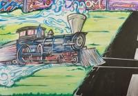 Leon Crosby, Train, Cornerstone Center for the Arts
