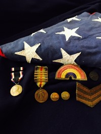 To honor and remember all United States Veterans