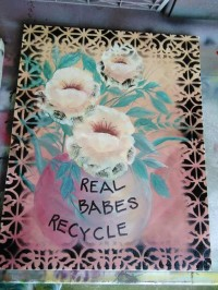 GindhART, Real Babes Recycle, Madjax 2nd floor