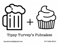 Tipsy turvey Pubcakes at Madjax