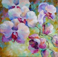 Inspired by Orchids: Spring Gallery Show