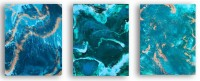 """""""Universal Fluidity: New Paintings by Stephanie Remington,' The Guardian Brewing Co."""