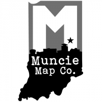 Rand McNally maps and atlases and Replogle globes at Muncie Map Co.