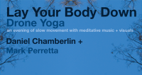 Lay Your Body Down - Drone Yoga