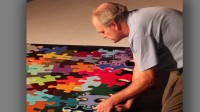 Kevin Campbell, Puzzle Project, at the Brinkman Gallery