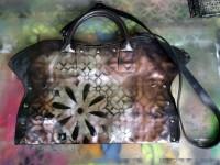 GindhART, painted handbags, Madjax, 2nd floor