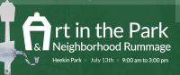 A Heekin Park Cultural Zone Event
