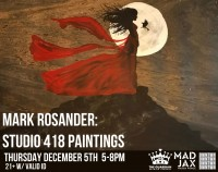 Mark Rosander at The Guardian Brewing Co.