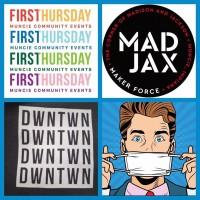 The Madjax Art Show, July 2, 2nd floor, 5-8pm