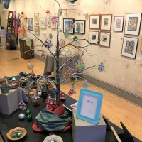 The Holiday Shop at Gordy Fine Art and Framing Co.