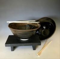 Ron Richcreek Pottery at The Madjax Art Show 6