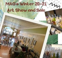 Muncie Artists Guild's Winter Show at Made in Muncie!
