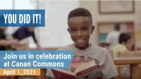 United Way Celebration at Canan Commons