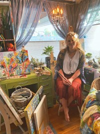Opening Reception for Fly: an Art Exhibition by Debra Shidler
