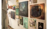 The Madjax Art Show, 2nd floor galleries