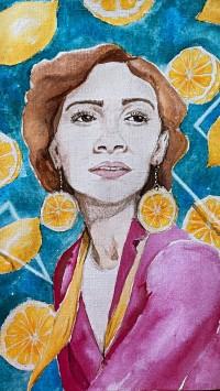 Missy Camille, at Madjax, 2nd floor galleries