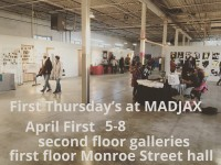 First Thursday at Madjax