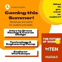 The Future of Work, Madjax