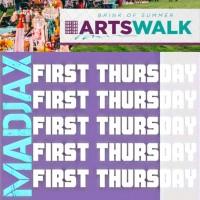 Brink of Summer Artswalk at Madjax