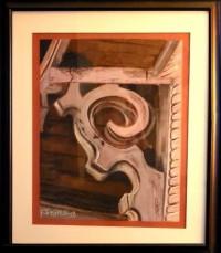 Karen Fisher, Muncie Artists' Guild Artist of the Month