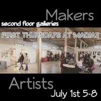 Madjax, 2nd floor galleries