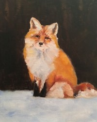 Deborah Brown, Muncie Artist's Guild Artist of the Month