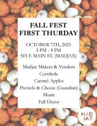 Fall Fest at Madjax