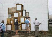 Art on display at Muncie Makes Lab