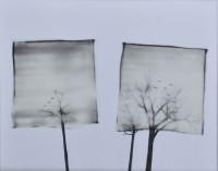 Artwork by Holly Lay, on display at Muncie Makes Lab